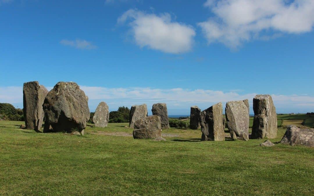Stone Circle by Marinda Rees